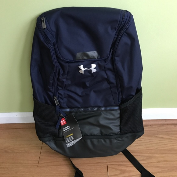 NEW UNDER ARMOUR SOCCER BACKPACK $60